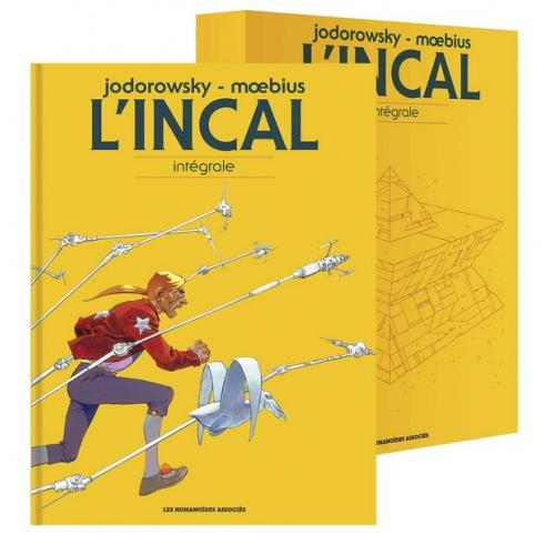 L'Incal - Intégrale sous coffret (VF)