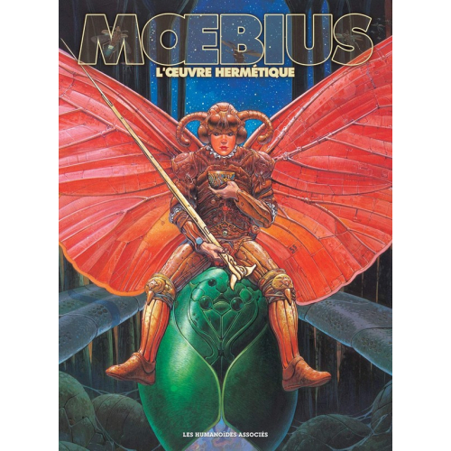 Moebius OEuvres - Intégrale (VF)
