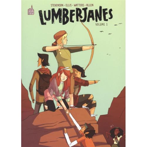 Lumberjanes Intégrale Volume 1 (VF)