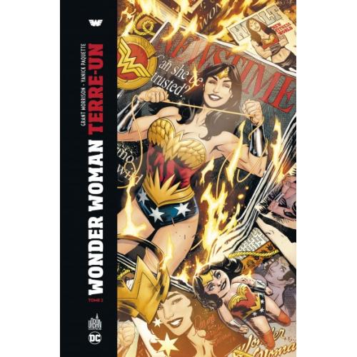 Wonder Woman Terre Un Tome 2 (VF)