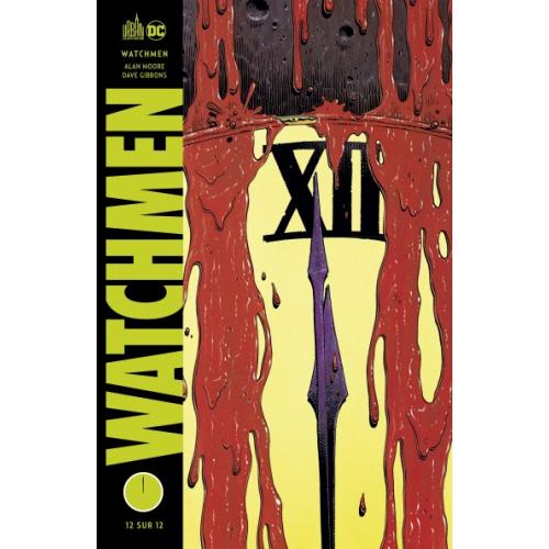 Watchmen numéro 12 (VF)