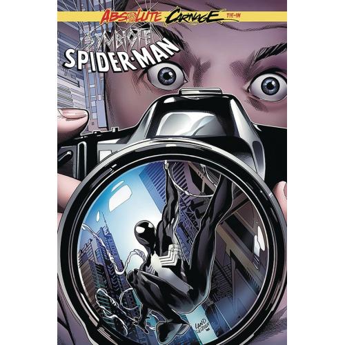 DF ABSOLUTE CARNAGE SYMBIOTE SPIDER-MAN 1 Signé par Greg Land (VO)