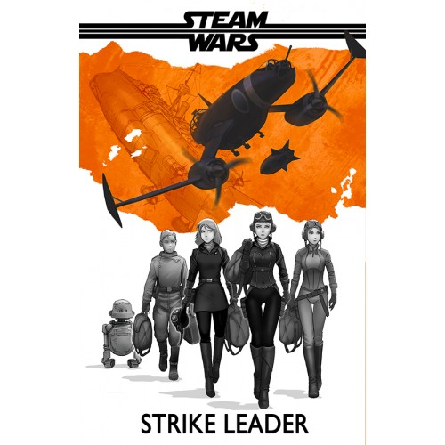 Steam Wars : Strike Leader 1 (VO)