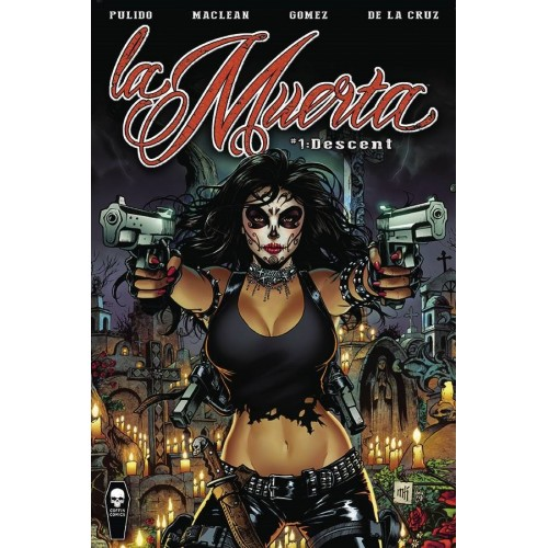 La Muerta Descent 1
