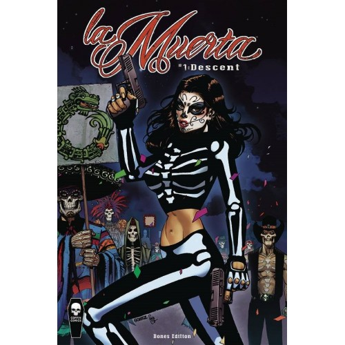 La Muerta Descent 1 Variant Cover (VO)