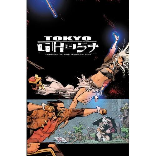 Tokyo Ghost 8 (VO)