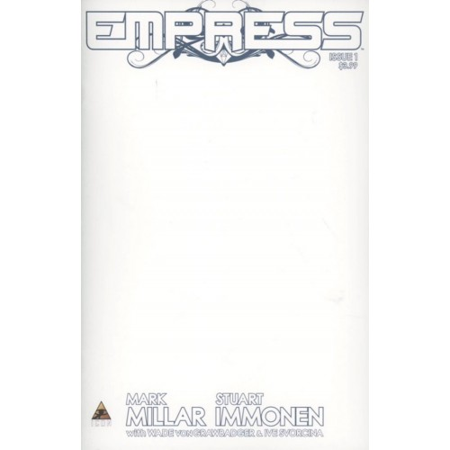 Empress 1 Blank Cover (VO)