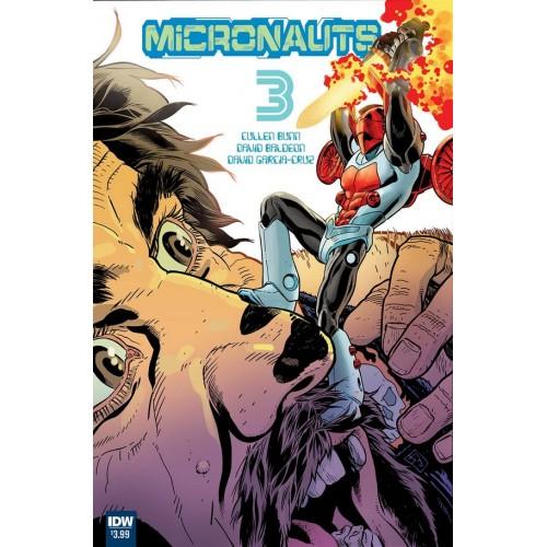 Micronauts 2
