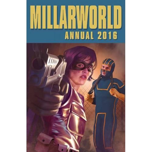 Millarworld Annual 2016 (VO)