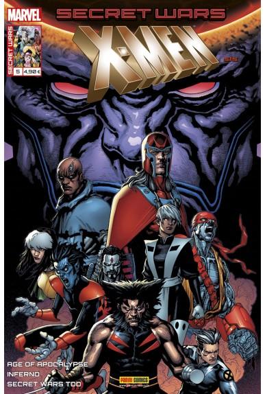 SECRET WARS: X-MEN 5 (VF)