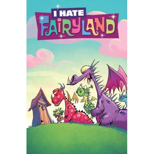 I hate Fairyland 7