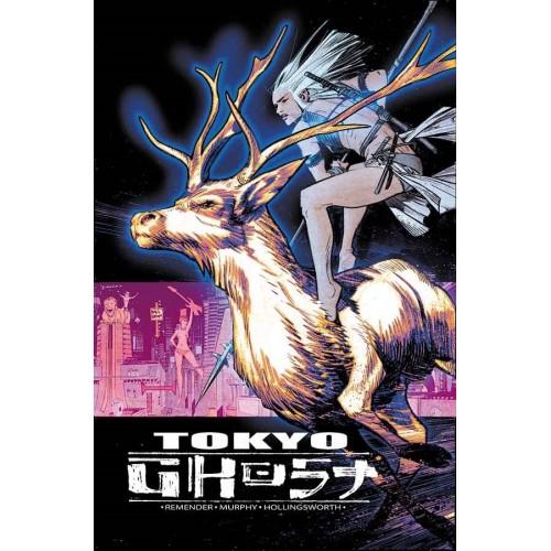 Tokyo Ghost 9 (VO)