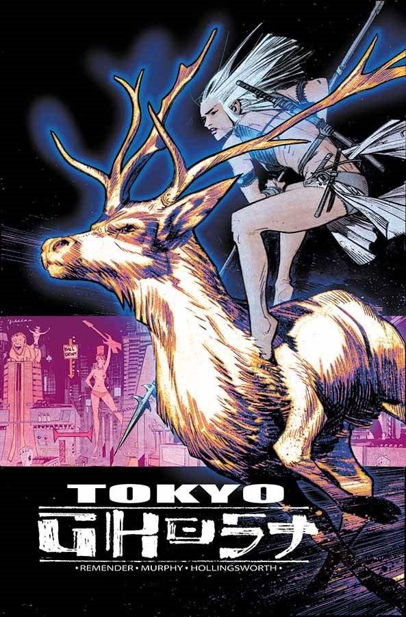 Tokyo Ghost 7 (VO)
