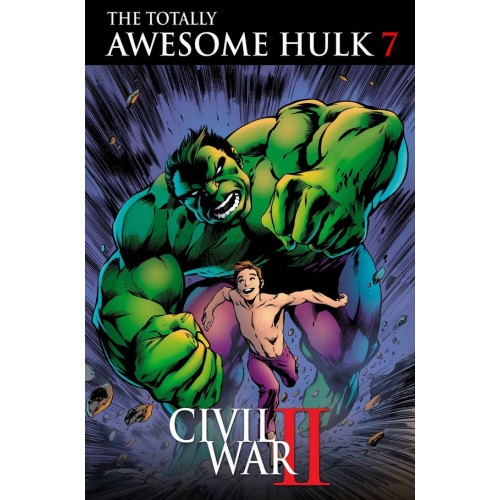 The Totally Awesome Hulk 7 (VO)