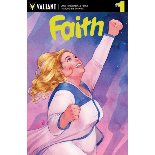 Faith (Ongoing) 1 (VO)