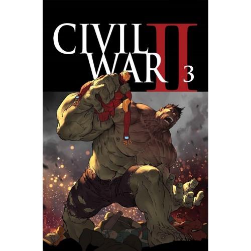 Civil War II : 3