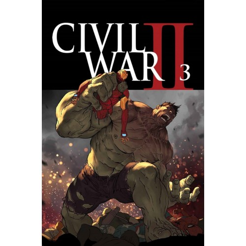 Civil War II : 3