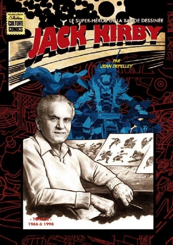 Jack Kirby Biographie tome 1 (VF)