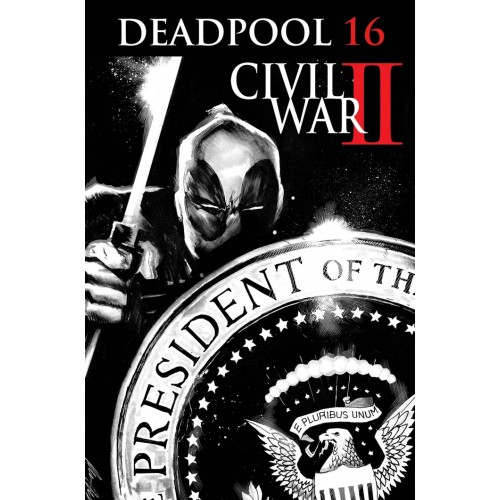 Deadpool 15 (VO) CIVIL WAR II TIE-IN