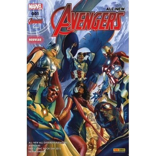 All-New Avengers n°1 (VF)