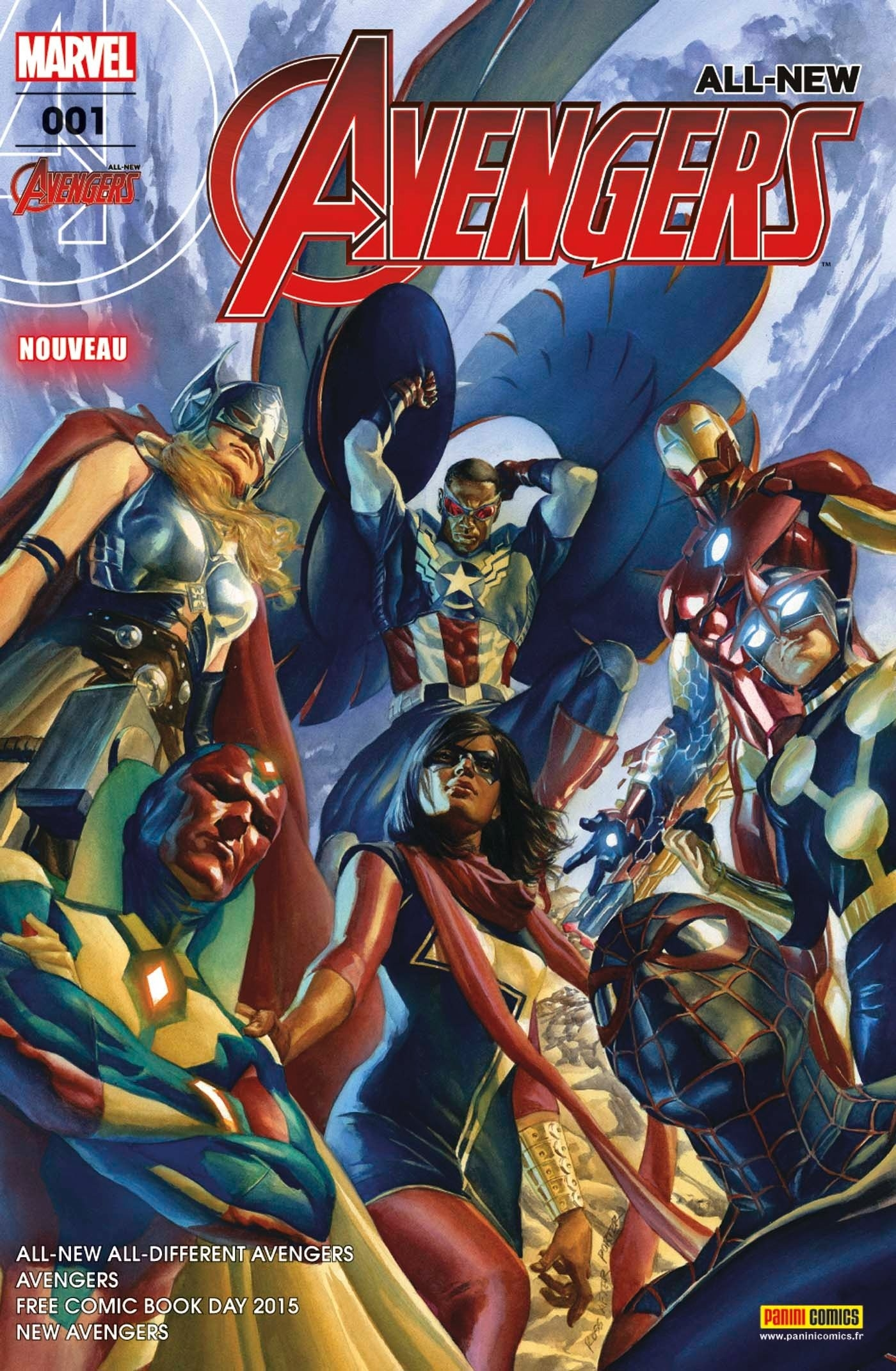 All-New Avengers n°1 (VF)