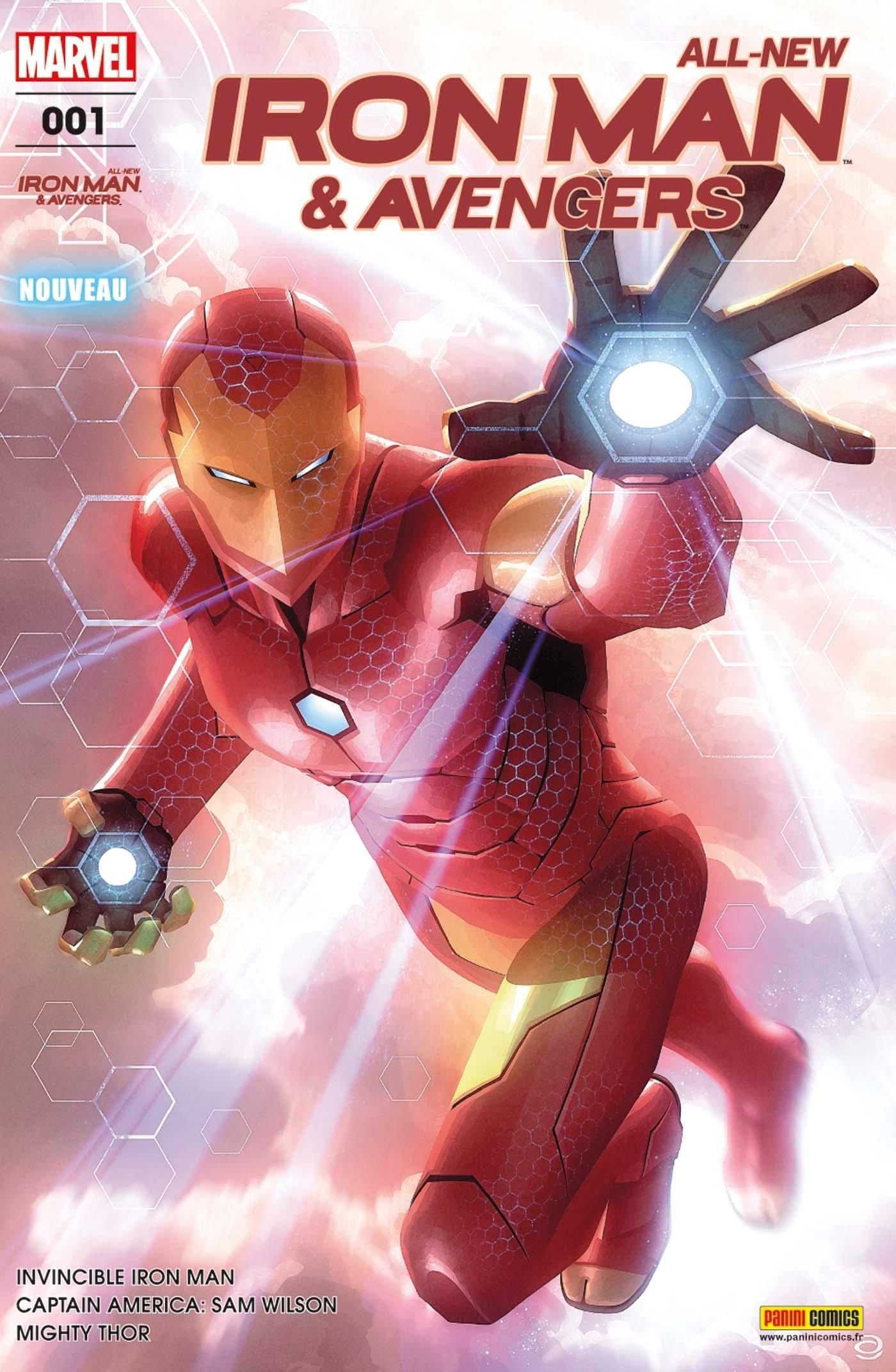 All-new iron Man & Avengers nº1 (VF)