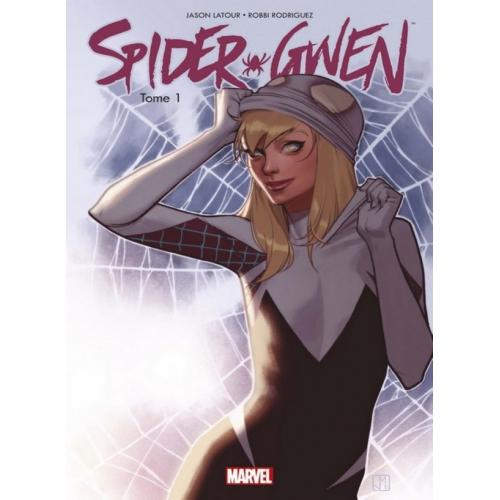 Spider-Gwen Tome 1 (VF) cartonné