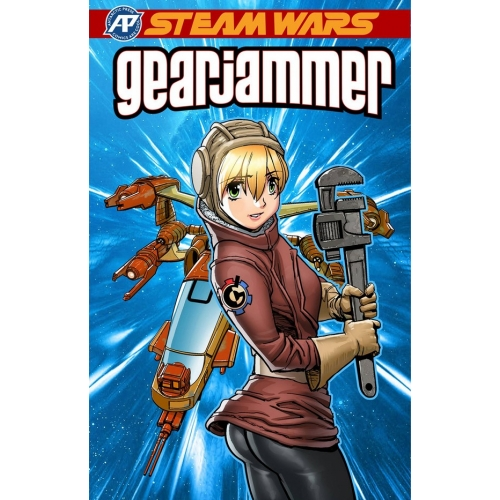 Steam Wars : Gearjammers One-Shot (VO)