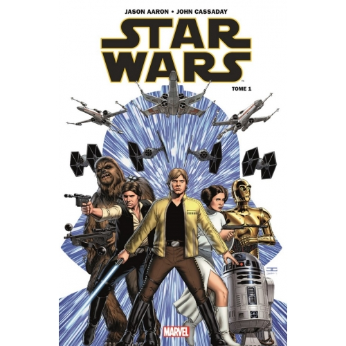 Star Wars tome 1 (VF)