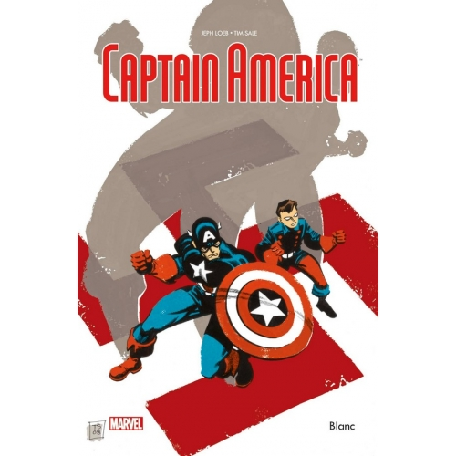 Captain America : Blanc (VF)
