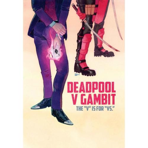 Deadpool Vs Gambit 2 of 5 (VO)