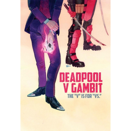 Deadpool Vs Gambit 1 of 5 (VO)