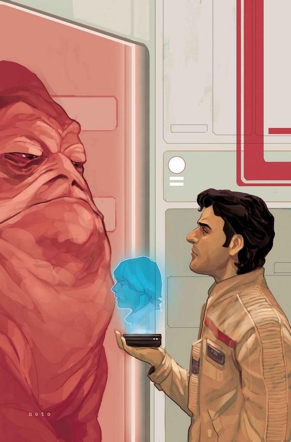 Star Wars : Poe Dameron 3 (VO)