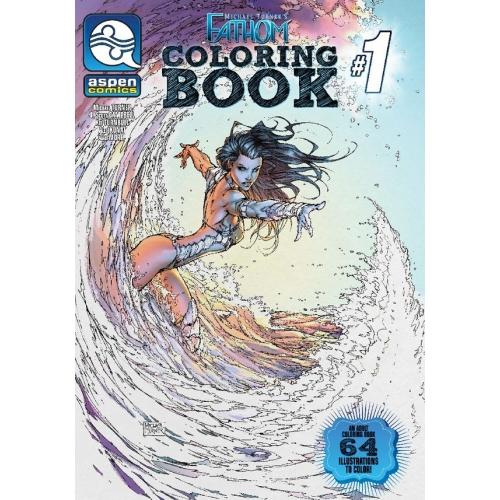 Fathom : Coloring Book Special 1