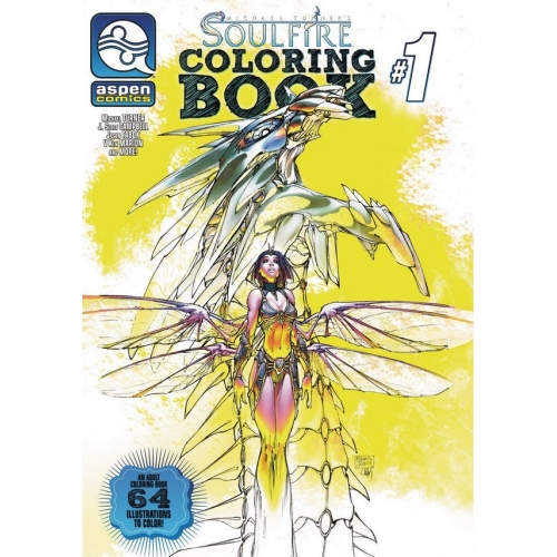 Soulfire : Coloring Book Special 1