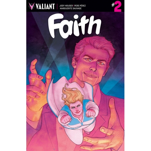 Faith (Ongoing) 2 Cover A (VO)