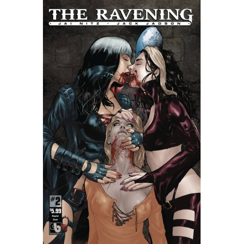 The Ravening 1 (Reg Cover) (VO)