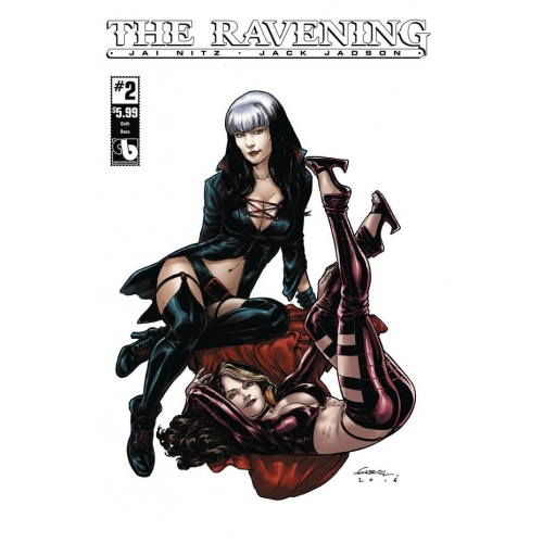 The Ravening 2 (Goth Deco Cover) (VO)