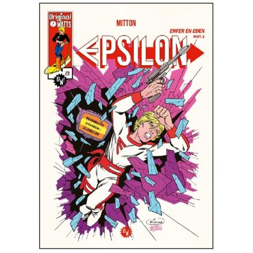 Epsilon : Enfer en Eden tome 2 (VF)