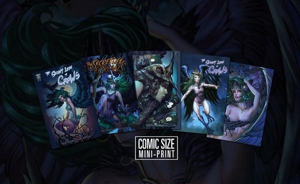 Mini-Print Fairy Quest Serie 1