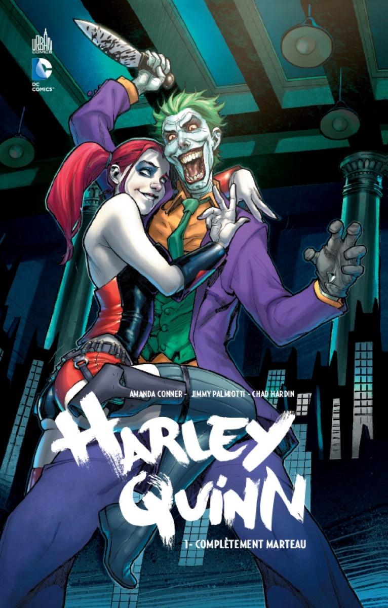 Harley Quinn & Power Girl (VF)