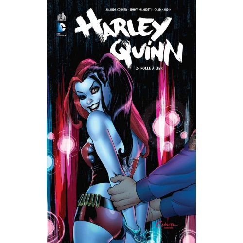 Harley Quinn tome 2 (VF)
