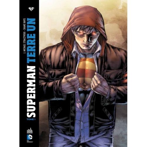 Superman : Terre Un tome 1 (VF) cartonné