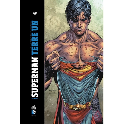 Superman : Terre Un tome 2 (VF) cartonné