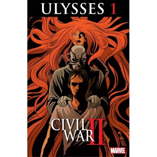 Civil War II : Ulysses 1 (VO