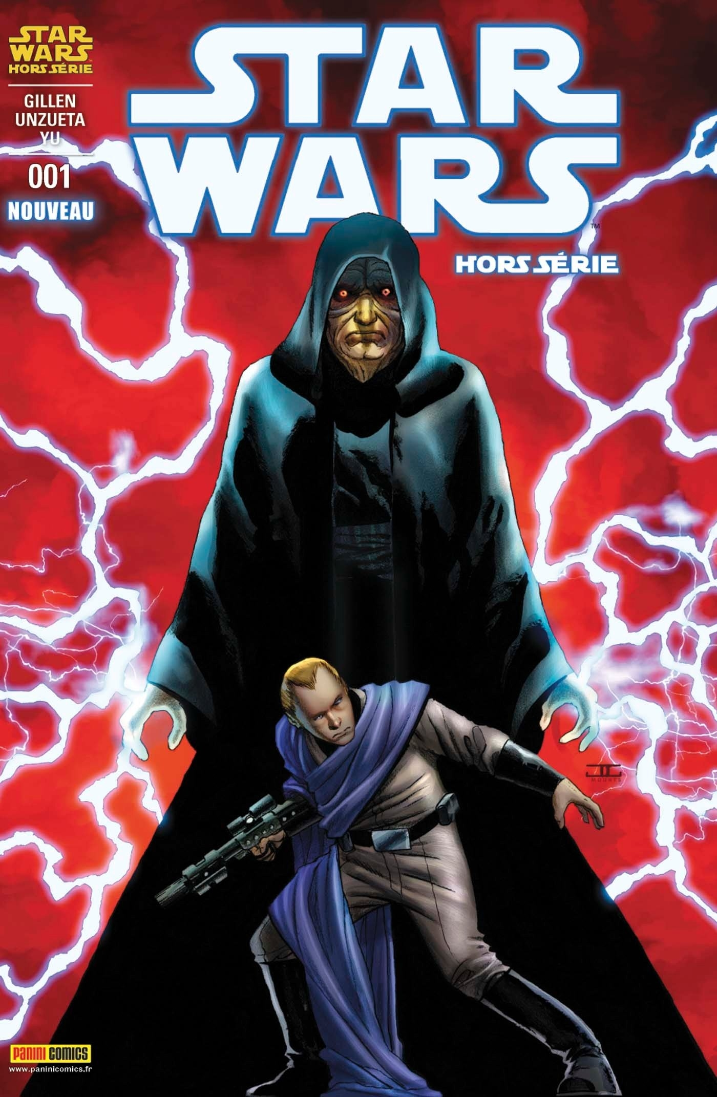 Star Wars HS nº 1 (couverture 1/2) (VF)