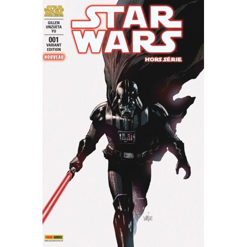Star Wars HS nº 1 (couverture 2/2) (VF)