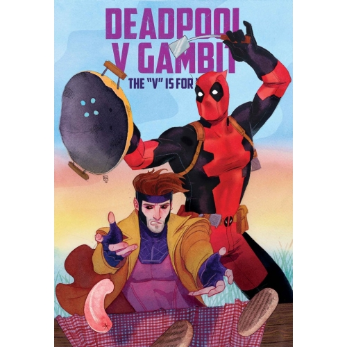 Deadpool Vs Gambit 3 of 5 (VO)