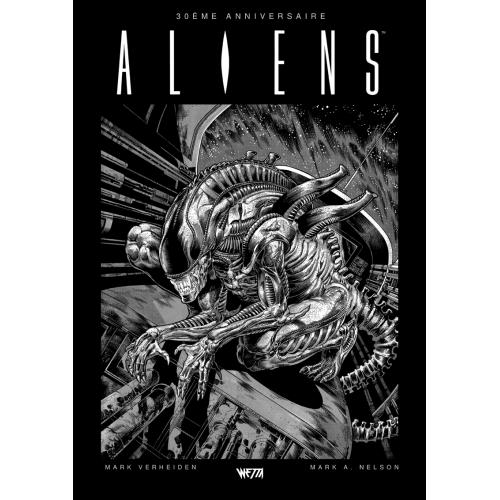 Aliens 30ème Anniversaire Edition Hardcore (VF)