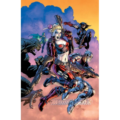Suicide Squad 2 (VO) Jim Lee